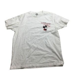 UT Jeffrey Brown Disney Mickey Mouse T-Shirt Sz XL